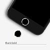 iPhone ve iPad Parmak İzi Okuyuculu Siyah Home Butonu - Resim 3