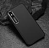 Dafoni Shade iPhone X Kamera Korumalı Siyah Rubber Kılıf - Resim 3
