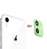 iPhone XR to iPhone 11 Çeviren Yeşil Kamera Koruyucu
