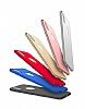 Samsung Galaxy S20 Lacivert Mat Silikon Kılıf - Resim 3