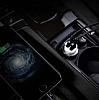ivon Lightning Kablolu Araç Şarj Aleti - Resim 4