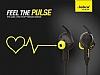 JABRA Sport Pulse Siyah Bluetooth Kulaklık - Resim 4