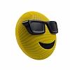 Jamoji 2 Cool Sunglass Bluetooth Hoparlör - Resim 2