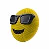Jamoji 2 Cool Sunglass Bluetooth Hoparlör - Resim 1