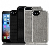 Jlw iPhone 6 Plus / 6S Plus / 7 Plus / 8 Plus 3600 mAh Bataryalı Siyah Kılıf - Resim 3