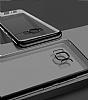 Joyroom Baikal Samsung Galaxy S8 Gold Kenarlı Silikon Kılıf - Resim 5