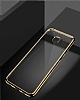 Joyroom Baikal Samsung Galaxy S8 Plus Gold Kenarlı Silikon Kılıf - Resim 1