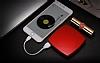 Joyroom Chance Aynalı 6000 mAh Powerbank Kırmızı Yedek Batarya - Resim 3