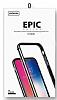 Joyroom Epic iPhone X Metal Bumper Çerçeve Kırmızı Kılıf - Resim 1