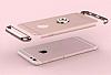 Joyroom iPhone 6 / 6S Selfie Yüzüklü Metal Gold Rubber Kılıf - Resim 5