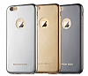 Joyroom iPhone 6 / 6S Ultra Fit Gold Silikon Kılıf - Resim: 1