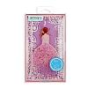 Joyroom iPhone 7 Plus / 8 Plus Kız Taşlı Kırmızı Silikon Kılıf - Resim 6