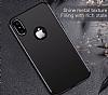 Joyroom iPhone X 360 Derece Koruma Gold Rubber Kılıf - Resim 4