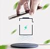 Joyroom JR-W100 Kablosuz Koyu Gri Şarj Cihazı - Resim 3
