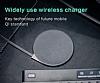 Joyroom JR-W100 Kablosuz Koyu Gri Şarj Cihazı - Resim 10