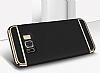 Joyroom Samsung Galaxy S8 Plus 3ü 1 Arada Kırmızı Rubber Kılıf - Resim 2