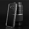 Joyroom Soft Samsung Galaxy S8 Şeffaf Silikon Kılıf - Resim 3