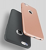 Joyroom Zhi Series iPhone 6 Plus / 6S Plus Rose Gold Ultra İnce Rubber Kılıf - Resim: 1