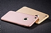 Joyroom Zhi Series iPhone 6 Plus / 6S Plus Rose Gold Ultra İnce Rubber Kılıf - Resim: 2