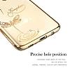 Kingxbar Samsung Galaxy S8 Plus Yusufçuk Taşlı Kristal Kılıf - Resim 2
