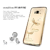 Kingxbar Samsung Galaxy S8 Yusufçuk Taşlı Kristal Kılıf - Resim 4
