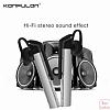 Konfulon BH-05 Silver Bluetooth Kulaklık - Resim 1