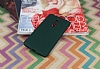 Lenovo K6 Note Mat Yeşil Silikon Kılıf - Resim 2