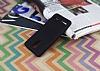 Lenovo K6 Power Mat Siyah Silikon Kılıf - Resim 2