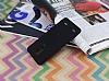 Lenovo K6 Tam Kenar Koruma Siyah Rubber Kılıf - Resim 1