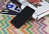 Lenovo P2 Mat Siyah Silikon Kılıf - Resim 2