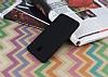 Lenovo Vibe P1 Mat Siyah Silikon Kılıf - Resim 1