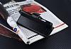 Lenovo Vibe S1 Lite Cüzdanlı Yan Kapaklı Siyah Deri Kılıf - Resim 1