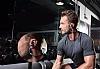 Dafoni Sport 100H HIFI Su Geçirmez Wireless Mavi Kulaklık - Resim 1