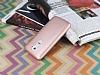 LG G2 Mat Rose Gold Silikon Kılıf - Resim 2