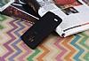 LG G4 Beat Mat Siyah Silikon Kılıf - Resim 2
