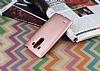 LG G4 Beat Mat Rose Gold Silikon Kılıf - Resim 2
