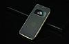LG G5 Pencereli Kapaklı Siyah Kılıf - Resim 2