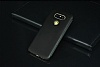 LG G5 Pencereli Kapaklı Siyah Kılıf - Resim 1
