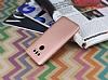 LG G6 Mat Rose Gold Silikon Kılıf - Resim 2