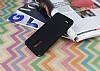 LG Stylus 3 Mat Siyah Silikon Kılıf - Resim 2