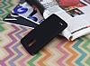 LG Stylus 3 Tam Kenar Koruma Siyah Rubber Kılıf - Resim 2