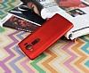 LG V10 Mat Kırmızı Silikon Kılıf - Resim 1