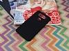 LG V20 Tam Kenar Koruma Siyah Rubber Kılıf - Resim 1