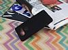LG V20 Tam Kenar Koruma Siyah Rubber Kılıf - Resim 2
