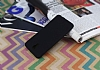 LG X Screen Mat Siyah Silikon Kılıf - Resim 2
