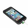 LifeProof Fre iPhone 6 Plus / 6S Plus Siyah Su Geçirmez Kılıf - Resim 4
