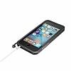 LifeProof Fre iPhone 6 Plus / 6S Plus Siyah Su Geçirmez Kılıf - Resim 3