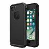 LifeProof Fre iPhone 7 Siyah Su Geçirmez Kılıf - Resim 1