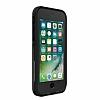 LifeProof Fre iPhone 7 Siyah Su Geçirmez Kılıf - Resim 4
