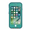 LifeProof Fre iPhone 7 Yeşil Su Geçirmez Kılıf - Resim 6